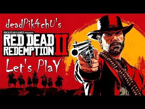Let's Play Red Dead Redemption 2 Part 154 | deadPik4chU's Red Dead Redemption 2 Live Stream thumbnail