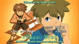 Inazuma Eleven Opening 2 Sub esp