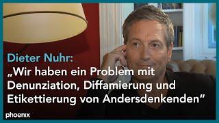 phoenix persönlich: Dieter Nuhr bei Alfred Schier