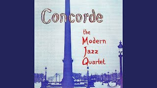 Provided to YouTube by Cargo Ralph's New Blues (Remastered) · The Modern Jazz Quartet Concorde ℗ RevOla Records Released on: 2019-07-26 Artist: The ...