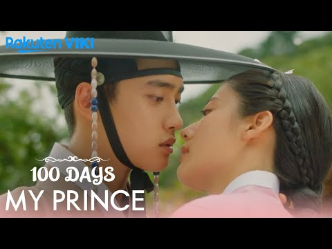 100 Days My Prince - EP16 | Proposal and Kiss