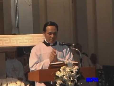 thánh lễ phong chức linh mục 2013 TGP sài gòn