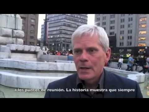 Entrevista con Kristinn Hrafnsson, vocero de Wikileaks
