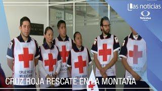 40 aniversario de equipo de rescate en alta montaña de la Cruz Roja