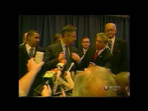 Tedisco Stands Up to Corrupt Sheldon Silver