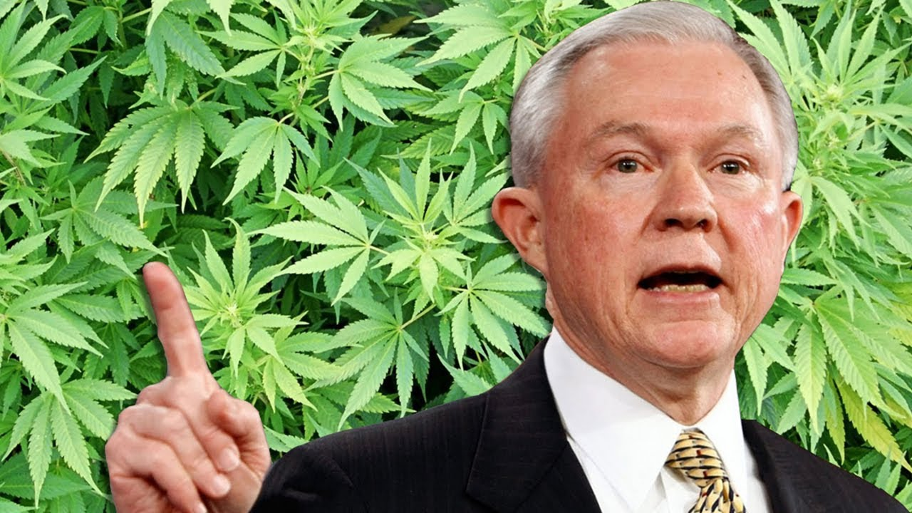 Jeff Sessions Intensifies Federal War On Legal Marijuana