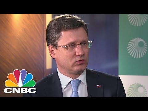 Russian Energy Minister: We Did Not Interfere In US Domestic Politics | CNBC