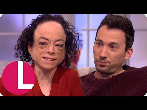 Liz Carr and David Caves Talk 20 Years of Silent Witness  Lorraine