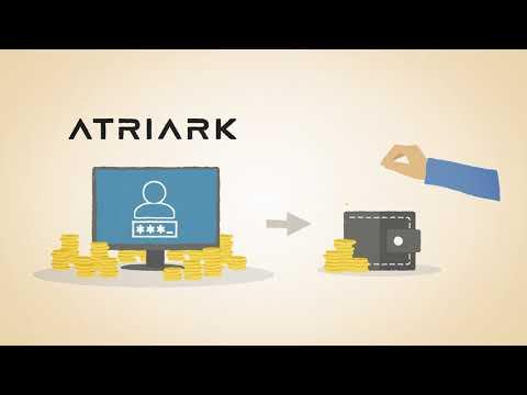 Atriark - Bitcoin and altcoin cloud mining