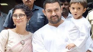 Aamir Khan Wishing Eid Mubarak To His Fans 2015