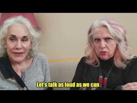 Playing the Age Card, Episode 2: Bionic Women