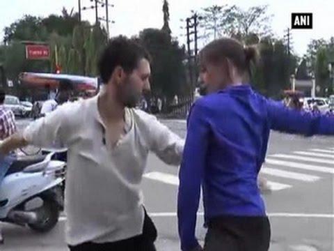 French fiesta: Jorhat gets a taste of street dance