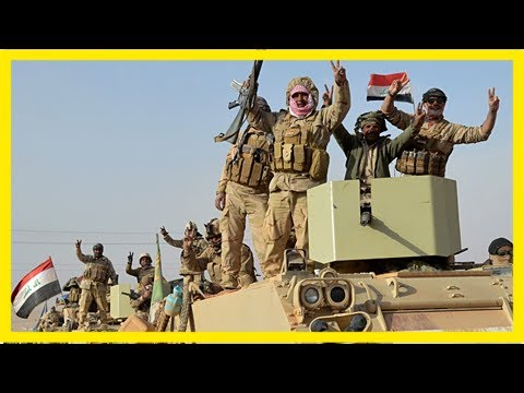 'we won here': is loses grip over iraqis after fall of rawa