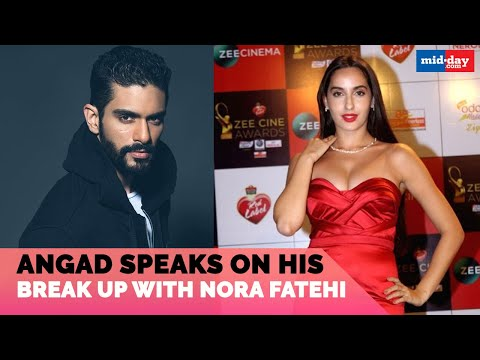 Angad Bedi Opens Up On His Break Up With Nora Fatehi | Exclusive Interview Mp3