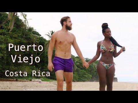 Young, Wild, & DANCING in Puerto Viejo, Costa Rica!!!