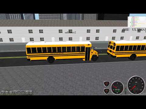 My Bus Keeps Breaking! - Quantum I.S.D. - Rigs Of Rods
