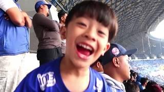 Pertama kali Nonton Persib Bandung !