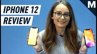 iPhone 12 and iPhone 12 Pro Hands-On Review   Mashable Reviews