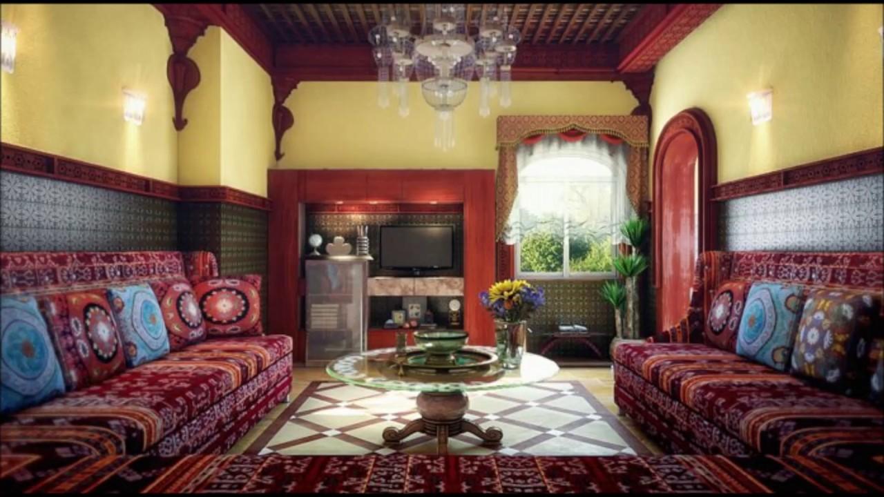 arabian style living room - 1197×664