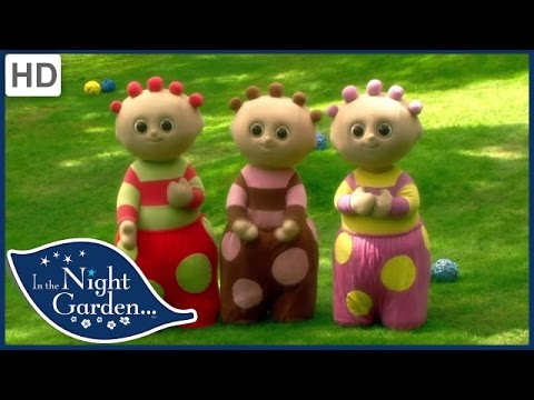 In the Night Garden - Pinky Ponk and the Ball | Full Episode