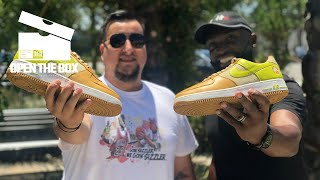 How an LA Sneakerhead is Truly Using Kicks for a Cause   Open the Box