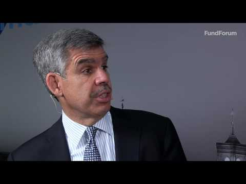 Mohamed El-Erian: Our world is being disrupted from below and above
