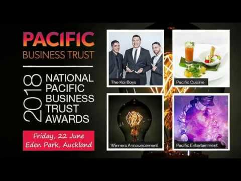 Pacific Business Awards