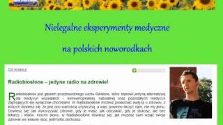 Nielegalne eksperymenty medyczne na polskich noworodkach - Radio Biosłone