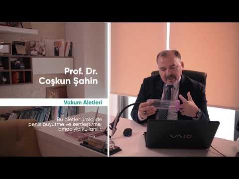 Sertleşme Sorunu Ve Tedavi Seçenekleri - Prof. Dr. Coşkun Şahin