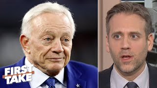 Jerry Jones overshadowed the NFL playoffs with Mike McCarthy hire - Max Kellerman | First Take