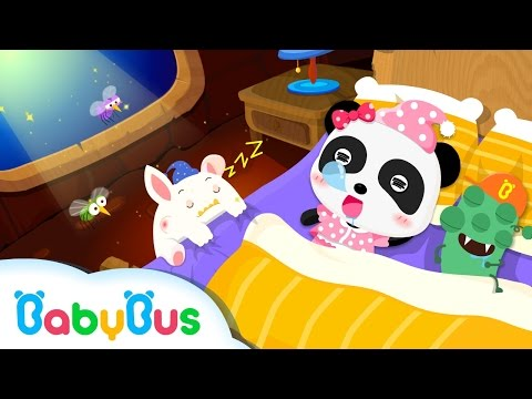 Goodnight Monsterville | Game Preview | Educational Games for kids | BabyBus