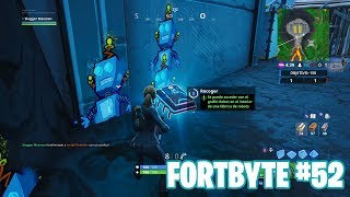 Fortnite Battle Royale ? Défis Fortbyte Comment obtenir le #52 Fortbyte