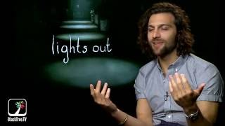 Alexander DiPersia Interview for Lights Out