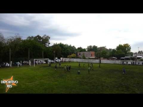 LAP | Alianza 2 - Curuzú 1 (Gol de Serrano)