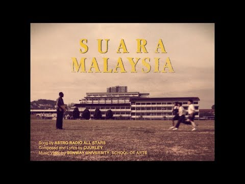Suara Malaysia by Astro Radio All Stars