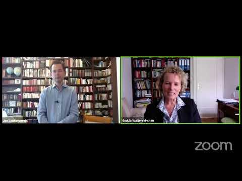 Journalismus und Zeitgeist - Gudula Walterskirchen live mit Jan Ledóchowski