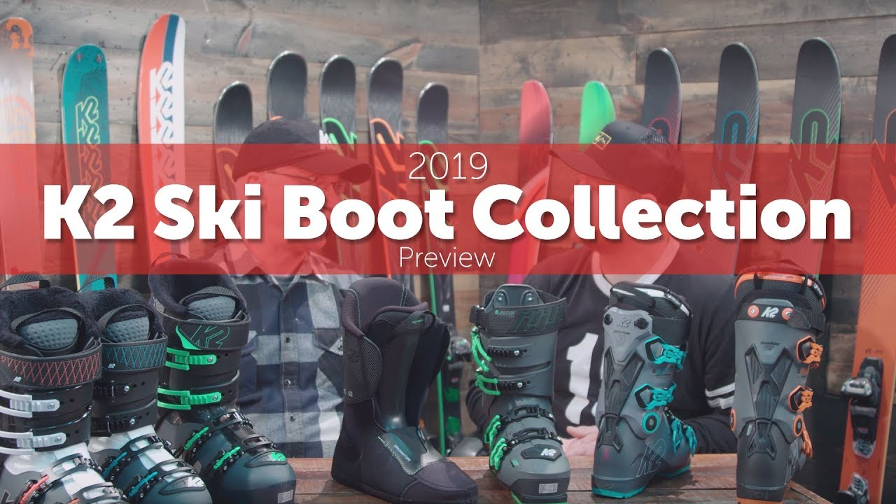 3c66a77c639 2019 K2 Ski Boot Collection - Overview - YouTube