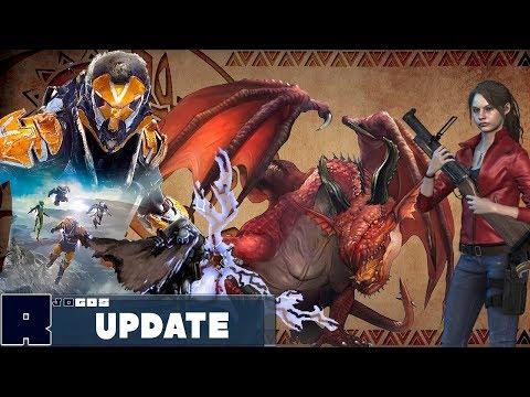 Salt no Xbox One, Anthem, Dragon's Dogma, Monster Hunter, Resident Evil 2 e + thumbnail
