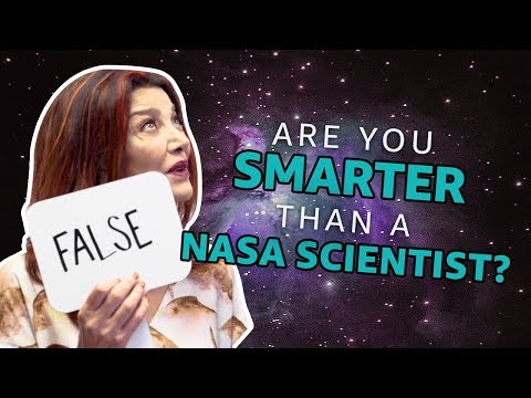 Are You Smarter Than A Nasa Scientist? Feat. The Cast of The Expanse | Prime Video