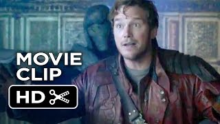 Repeat youtube video Guardians of the Galaxy Movie CLIP - Star-Lord (2014) - Chris Pratt Movie HD