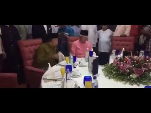 Some Men Having Dinner   PWTC   11 Mei 2018
