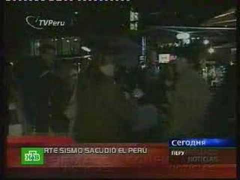 Peru quake