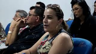 Tarcísio de Paula da I&T Gestão de Recursos apresentou proposta de gestão integrada dos resíduos sól