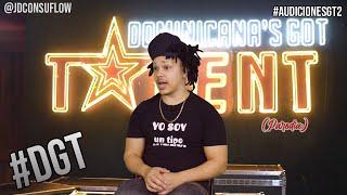 JD Con Su Flow Artista Del Bajo Mundo | Dominicana´s Got Talent 2021 (Parodia)
