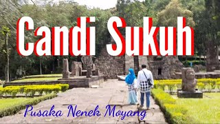 Candi Sukuh || Wisata Kab.Karanganyar ||Sukuh Tample Central Java
