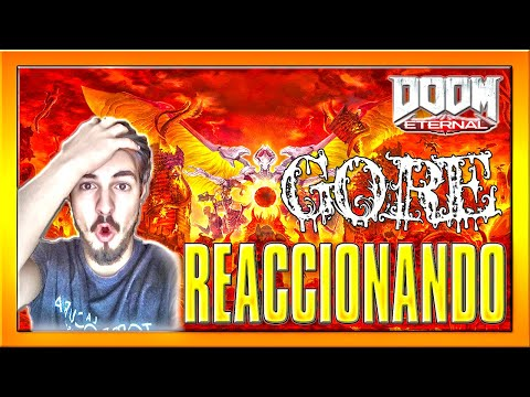 😱 REACCIONANDO al TRAILER de DOOM ETERNAL en ESPAÑOL 😱
