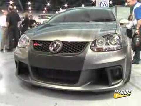Sema Volkswagen Jetta And Passat R Gt Youtube