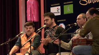 Rahul Deshpande | Anand Bhate | Taal Bole | Diwali Pahaat Dubai 2018