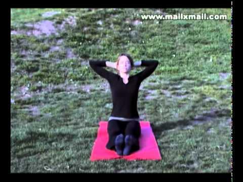 Yoga. Ejercicios de estiramiento