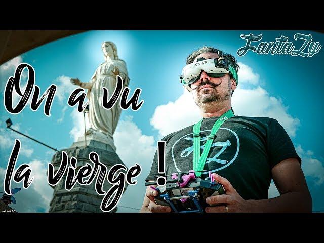 Sortie en Lorraine | FPV freestyle à Hayange !